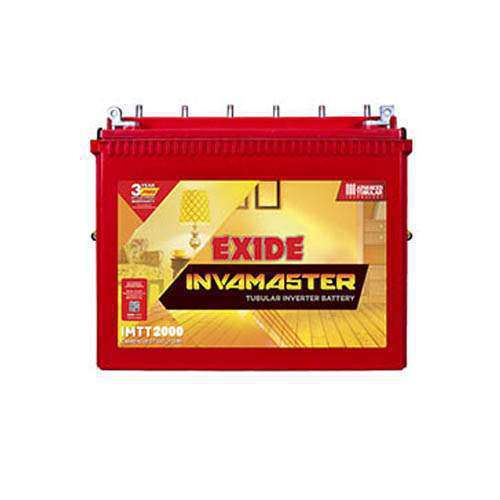 Exide Battery 200AH